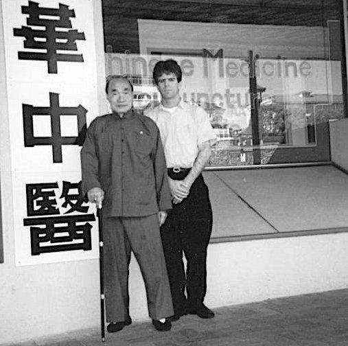 Huang and Tony